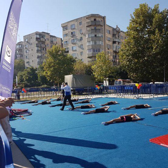 Ne alăturăm Fundației Nadia Comăneci și susținem eforturile celei mai bune gimnaste din lume