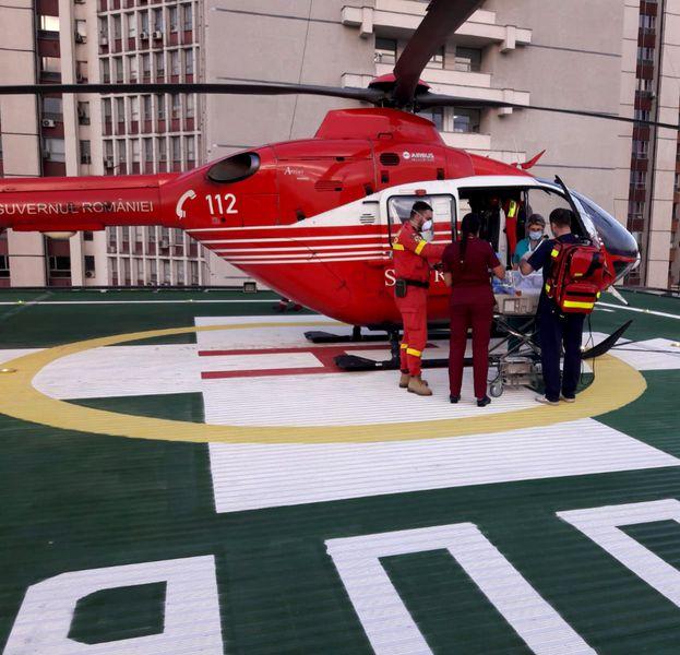 100 de aterizări pe singurul heliport la standarde internaționale din Capitală, o investiției de 1 milion de euro